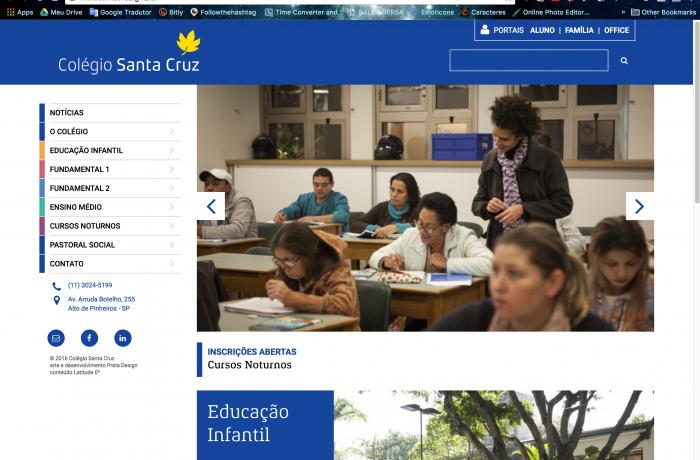 Colégio Santa Cruz